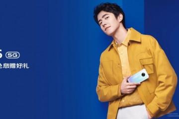 vivo最新5G手机开卖请来刘昊然当代言又是一款主打摄影手机