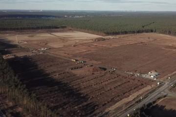 特斯拉柏林超级工厂已中止建造问题出在土壤上
