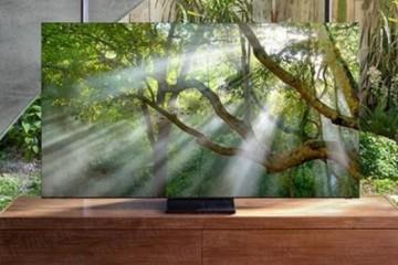 三星8KQLED电视支撑AV1硬件解码流通播映8KYouTube视频